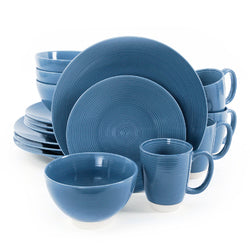 Gibson Rowland 16 Piece Dinnerware Set