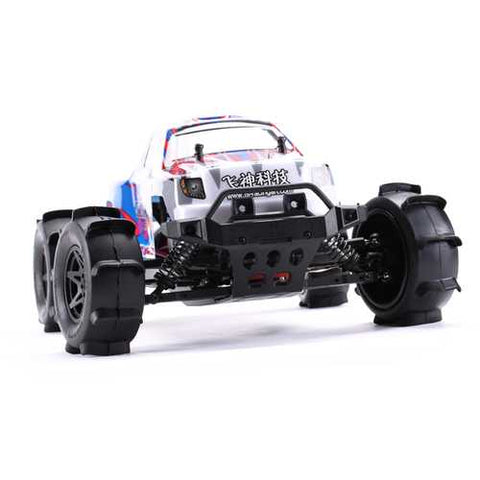 FS Racing FS 53692 RTR 1:10 2.4G 4WD Brushless 300A ESC Water Monster Truck RC Car Vehicles Model
