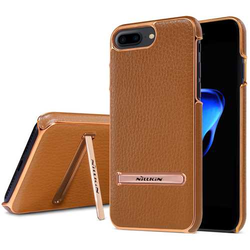 Nillkin Kickstand Hybrid PU PC Case For iPhone 7 Plus/8 Plus