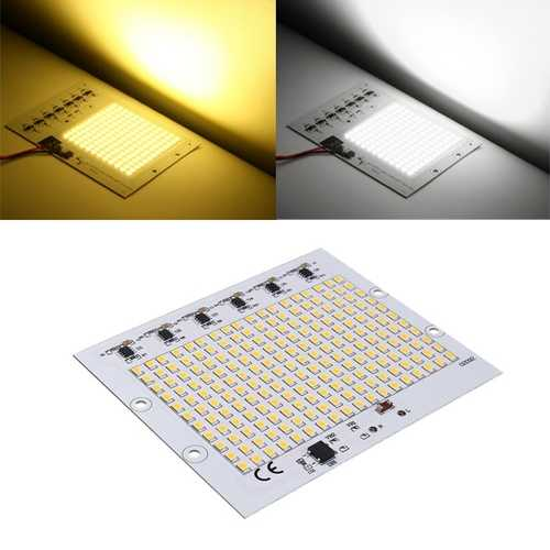 90W SMD5730 Outdooors Smart IC LED COB Chip Bead DIY Flood Light Lamp 220V