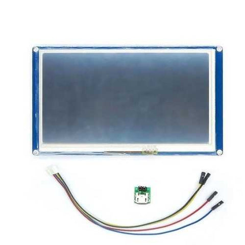Nextion NX8048T070 7.0 Inch HMI Intelligent Smart USART UART Serial Touch TFT LCD Screen Module Display Panel For Raspberry Pi  Kits