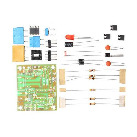 5Pcs DIY Light Operated Switch Kit Light Control Switch Module Board With Photosensitive DC 5-6V
