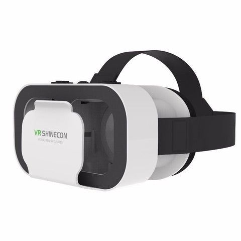 VR Shinecon Headbrand Head Mount 3D Virtual Reality Glasses for 4.7-6.0 Inch Smartphone