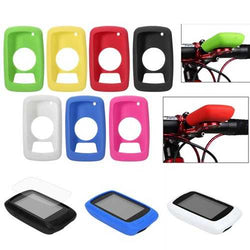 9.5x5.8cm Silicone Gel Skin Case Cover Fit Garmin Edge 800/810 GPS Cycling Computer FS