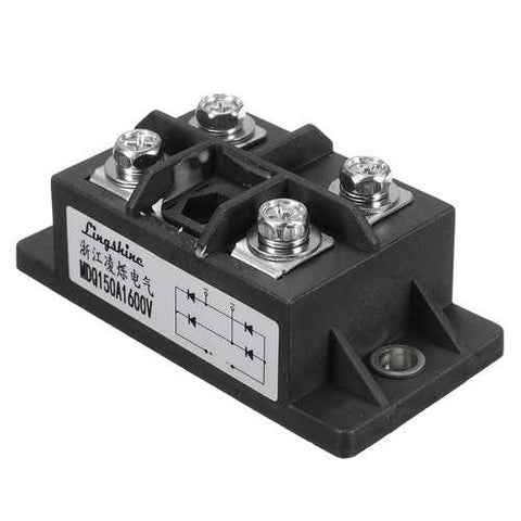 150A 1600V Amp Power Single Phase Rectifier Module Diode Bridge