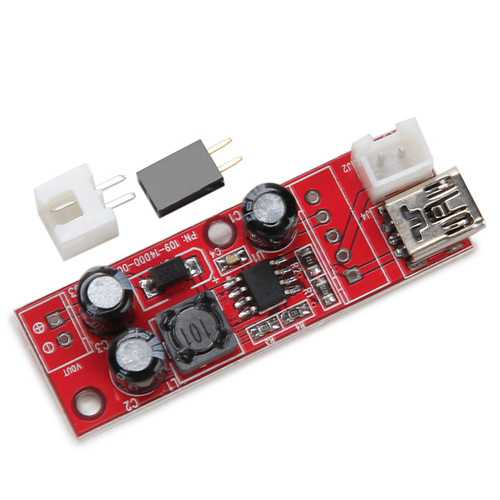 3Pcs Original JYETech DSO138 Power DC/DC Converter Boost Module Step Up Module Board