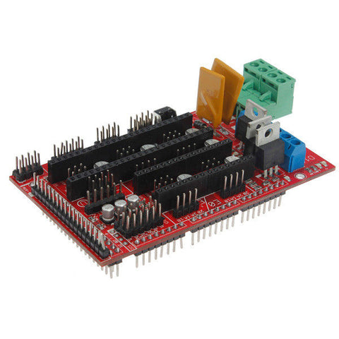 3PCS Geekcreit 3D Printer Controller For RAMPS 1.4 Reprap Mendel Prusa Arduino