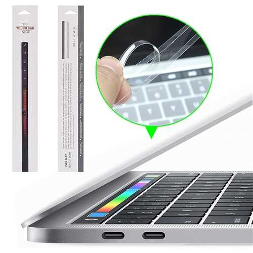 "PET HD Clear Touch Bar Protector Film For Macbook Pro Touch Bar 13""/15"" 2016"
