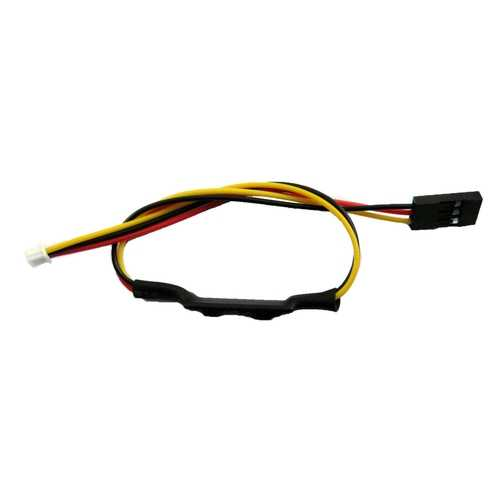 Micro DC-DC Step Down Cable 6.5V-23V Input 5V 1A Output 1.25mm 2.54mm 3P For FPV Camera RC Drone