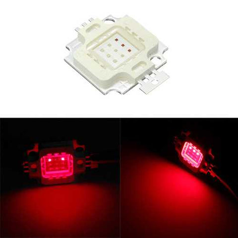 10W LED COB RGB Lamp Light Chip Integrated Diodes DIY DC6-12V for Flood Light