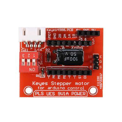 A4988 / DRV8825 Stepper Motor Driver Control Board For 3D Printer