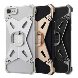NILLKIN Metal Bumper Frame Ring Bracket Holder Case For iPhone 7 & 8