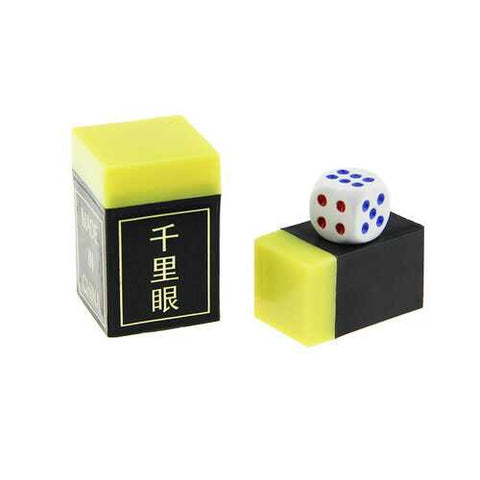 Magic Trick Prop Plastic Large Square Clairvoyance Fun Gift Toys