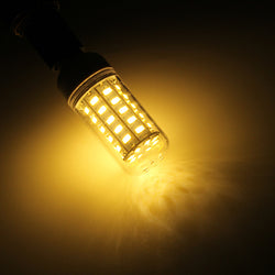 E27 E14 7W SMD5730 48LEDs 500LM Pure White Warm White Corn Light Bulb AC110V AC220V