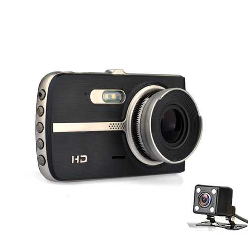 A23 4.0 Inch 1080P IPS Screen GC2033 Sensor MOV H.264 Car DVR