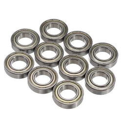 10pcs 6902ZZ 15x28x7mm Deep Groove Ball Bearings