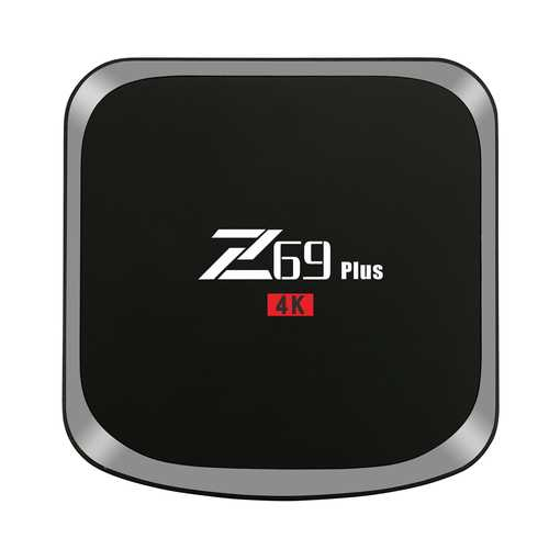 Z69 Plus S912 3GB RAM 64GB ROM TV BOX
