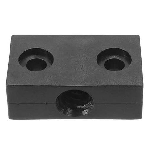 T8 2mm Lead 2mm Pitch T Thread POM Trapezoidal Screw Nut Block For 3D Printer