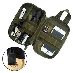 Outdoor Sport Tactical Waist Bag Storage Phone Bag for Phone Under 6.5 inches