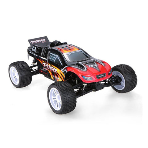 ZD Racing 9104 Thunder ZTX-10 1/10 2.4G 4WD Rc Truggy DIY Car Kit Without Electronic Parts