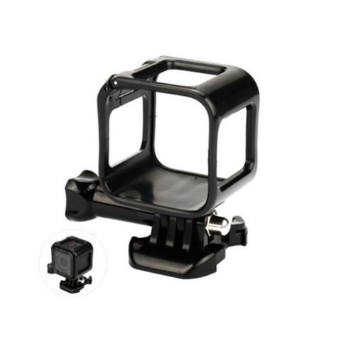 Protective Case Mount for GoPro Hero5/4 Session Sports Action Camera Standard/Low Angle