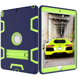 Armor Heavy Duty Hybrid Color Kickstand Case For iPad Pro 10.5