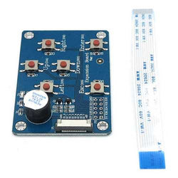 3Pcs Expansion Board For 2.4 2.8 3.2 3.5 4.3 5.0 7.0 Inch Nextion Enhanced HMI Intelligent LCD Display Module I/O Extended