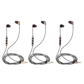 G11 3.5mm Magnetic In Ear Earphone Earbuds With Mic Clear Calls For SmartPhone Tablet