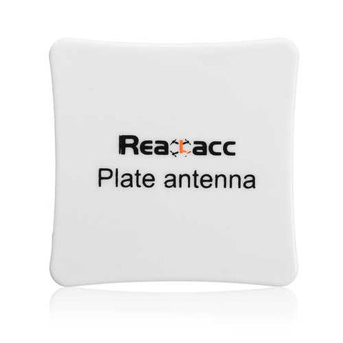 Realacc 5.8G 8dBi LHCP/RHCP Omni-directional FPV Panel Plated Flat Antenna SMA/RP-SMA