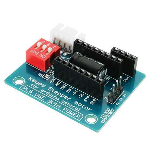 A4988/DRV8825 Stepper Motor Control Board Expansion Board For 3D Printer