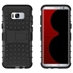 Bakeey™ 2 in 1 Armor Kickstand TPU PC Case for Samsung Galaxy S8 Plus