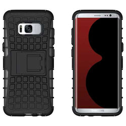 Bakeey™ 2 in 1 Armor Kickstand TPU + PC Case for Samsung Galaxy S8