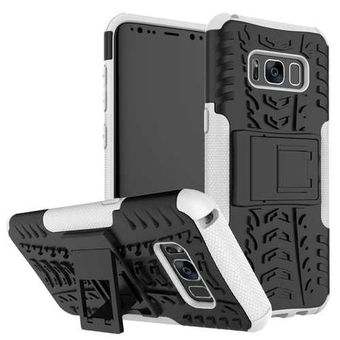 Bakeey?? 2 in 1 Armor Kickstand TPU PC Case Cover for Samsung Galaxy S8