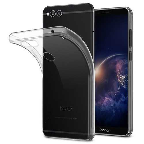 Bakeey Ultra Thin Transparent Soft TPU Protector Case For Huawei Honor 7X