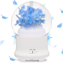 4 Colors Immortal Flower Mini Aroma Humidifier