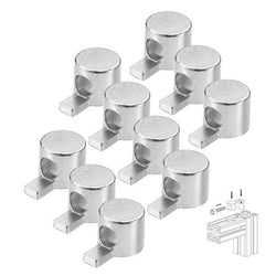 Machifit 10pcs Inside Corner Connector Bracket Aluminum Profile Accessories for 4040 Series
