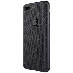 NILLKIN Air Mesh Dissipating Heat Matte Hard PC Case for iPhone 8 Plus