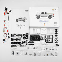 Orlandoo OH35P01 F150 1/35 EP Scale Climbing RC Crawler Car Parts DIY Assemble KIT Motor ESC Servo