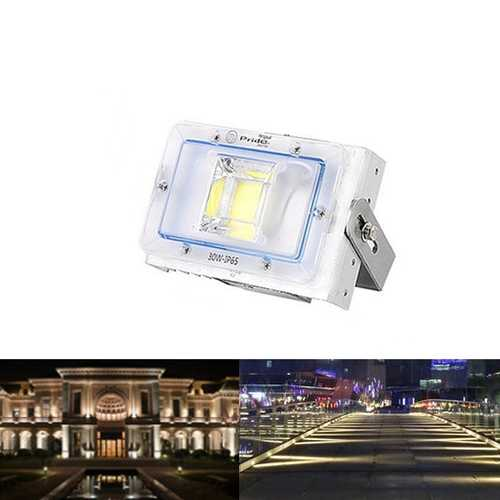 30W LED Flood Light Outdoor Waterproof IP65 Billboard Street Spotlight AC220V
