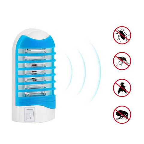 Loskii HA-20 5th Upgraded Electronic Plug in Bug Zapper Pest Killer Insect Trap Mosquito Killer Lamp