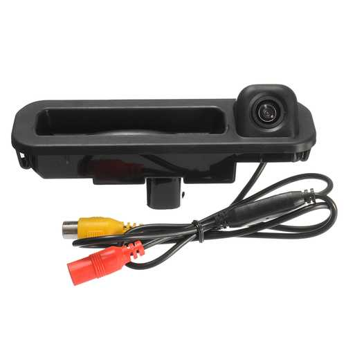 Rear View Reverse Parking Camera Night Vision 120 For Ford Focus 3 Mk3 2014