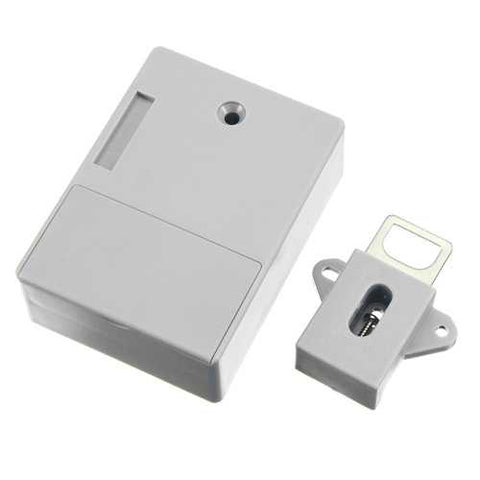 RFID Digital Hidden Cabinet Drawer Lock Without Hole For Home Swimming Pool Gym