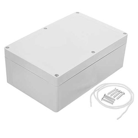 230 x 150 x 85mm DIY Plastic Waterproof Housing Electronic Junction Case Power Supply Box Sealed Instrument Case