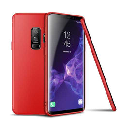Cafele 0.6mm Ultra-thin Anti Fingerprint Soft TPU Back Case For Samsung Galaxy S9 Plus