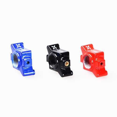 Foxeer Plastic Case For Predator Micro FPV Camera Black/Red/Blue