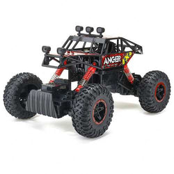 1/14 2.4G 4WD Racing RC Car 4x4 Driving Double Motor Rock Crawler Off-Road Truck RTR Toys
