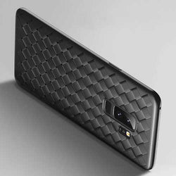 Baseus Weaving Dissipating Heat Soft TPU Case for Samsung Galaxy S9 Plus