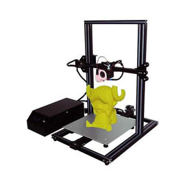 KREATEIT ® KR-10S Thor DIY 3D Printer Kit 300x300x400mm Large Printing Size With Dual Z Axis/Off-line Print/Aluminum Heated Bed