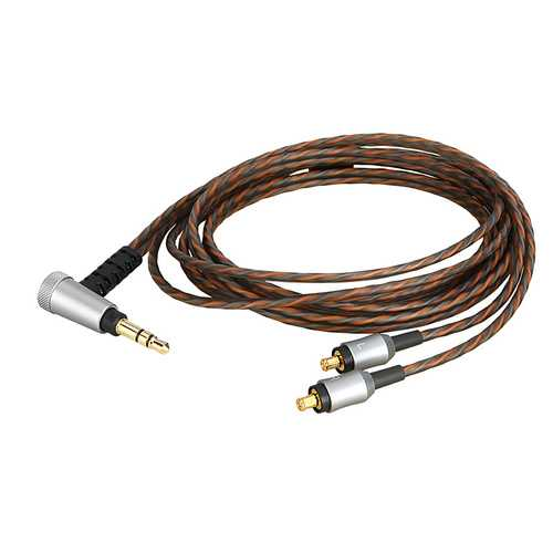 Earmax HDC213A DIY Replacement Earphone Headphone Audio Cable for ATH-CKR100is CKR90 CKS1100is