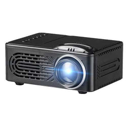 600 Lumens 1080P HD LED Portable Projector 320 x 240 Resolution Multimedia Home Cinema Video Theater